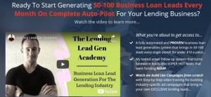 The Lending Lead Gen Academy – WSO Downloads
