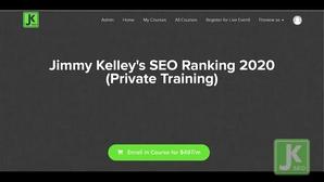 Jimmy Kelley Digital – JKD 2020, SEO Training to Rank for Local and National Keywords [November 2019]