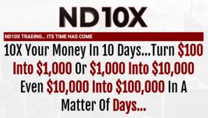 Nicola Delic – ND10X, 10X Your Money In 10 Days