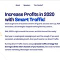 Smart Marketer – Smart Traffic Live, 3 Day Virtual Summit on Paid Traffic