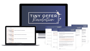Allie Bjerk – Tiny Offer Revolution