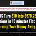 Bikki Kumar & Demetris Papadopoulos – CPA Bootcamp, Turn $10 Into $500 In 24 hrs