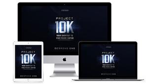 Desmond Ong – Project 10K