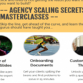 Jeff Miller – The Agency Scaling Secrets Masterclasses