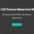 Jordan Mackey – Bye 9 To 5 LIVE Premium Mastermind Membership Webinars