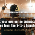 Max Tornow – Freedom Business Mentoring