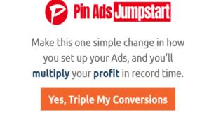 Ross Minchev – Pin Ads Jumpstart