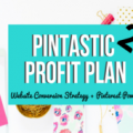 Summer Tannhauser – Pintastic Profit Plan 2.0