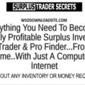Surplus Trader Secrets Course
