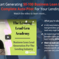 The Lending Lead Gen Academy