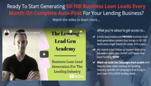 The Lending Lead Gen Academy