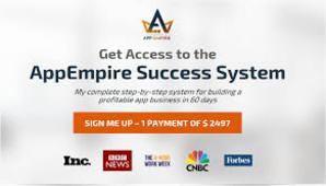 Chad Mureta – AppEmpire Success System
