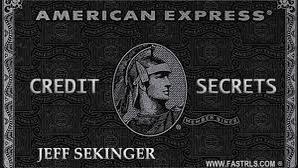 Jeff Sekinger – Credit Secrets