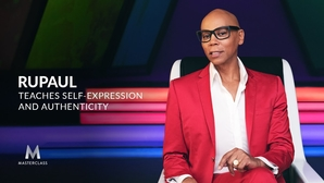 RuPaul MasterClass – Self-Expression and Authenticity