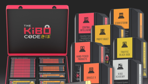 Steve Clayton And Aidan Booth – The Kibo Code