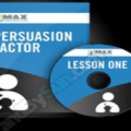 Kenrick Cleveland – Persuasion Factor