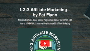 Pat Flynn – 123 Affiliate Marketing