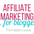 Tasha Agruso – Affiliate Marketing For Bloggers, The Master Course