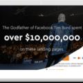 Tim Burd – Landing Page Legends, $10 Million Landing Pages