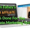 Kevin Fahey – Lazy Affiliate Method