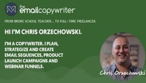 Chris Orzechowski – Email Copy Academy