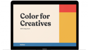 Greg Gunn – Color For Creatives