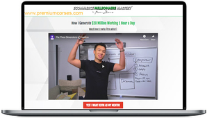 Kevin Zhang – Ecommerce Millionaire Mastery