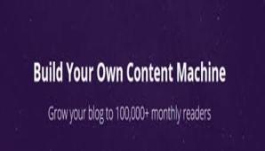Nat Eliason – Build Your Own Content Machine