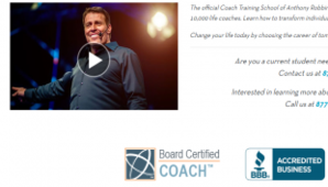 Robbins Life Coaching Training – Robbins Madanes Training