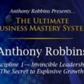 Anthony Robbins and Chet Holmes – The Ultimate Business Mastery System
