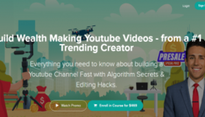 Meet Kevin – Build Wealth Making Youtube Videos