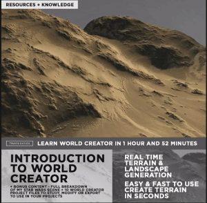 Travis Davids – Introduction To World Creator + BONUS Free Download