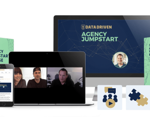 Data Driven – Agency Jumpstart