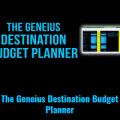 Billy Gene – The Geneius Destination Budget Planner