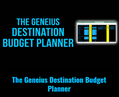 Billy Gene – The Geneius Destination Budget Planner Download