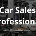 Car Salesman eBook Bundle