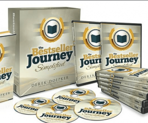 Derek Doepker – The Bestseller Journey Simplified