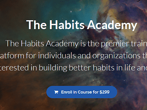 James Clear – The Habits Master Class