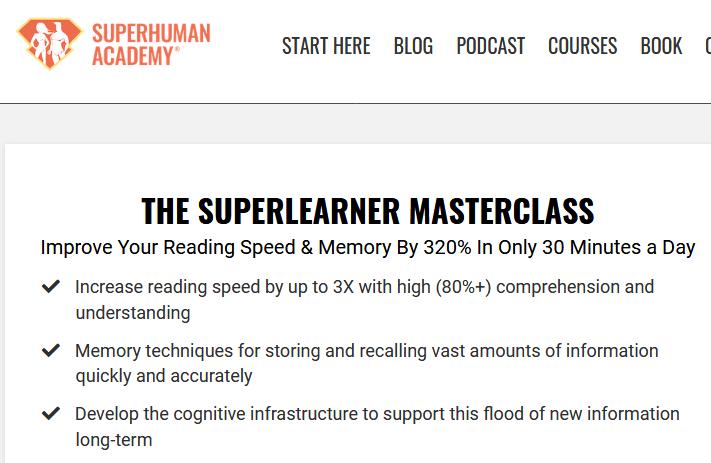 Jonathan Levi – Superhuman Academy Download