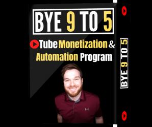 Jordan Mackey – Tube Monetization And Automation Program