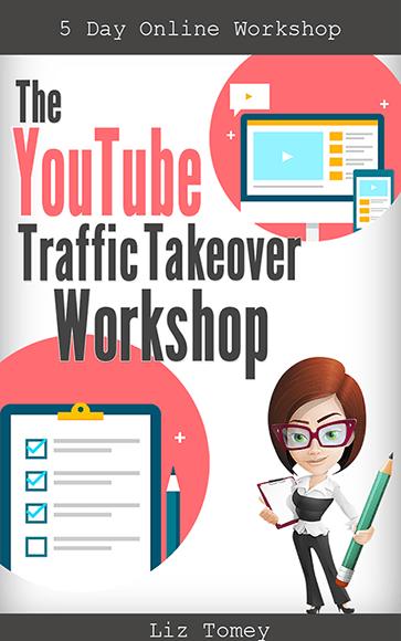 Liz Tomey – YouTube Traffic Takeover Workshop Download
