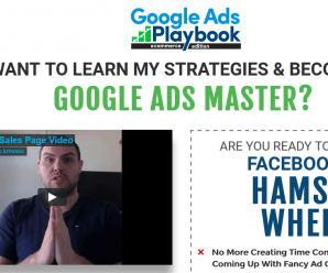 Nik Armenis – Ecom Nomads The Google Ads Playbook