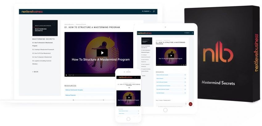 Oli Billson – NLB – Mastermind Secrets Download