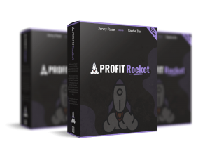 PROFIT ROCKET – $141+ Every Day on Autopilot With An Easy Copy and Paste Method! (Jonny Rose and Sasha Ilic)