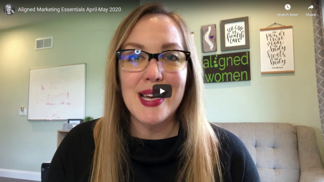 Danielle Eaton – Aligned Marketing Essentials Download