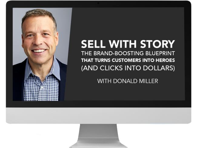 Donald Miller – Sell With Story Download
