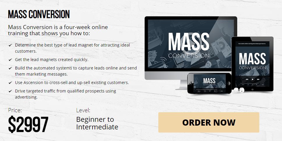 Frank Kern – Mass Conversion Download