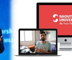 Harsh Agrawal – Shout University 2.0