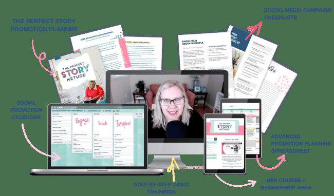 Kristen McCall – Story Launch Method Download