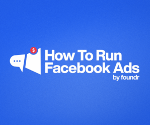 Nick Shackelford – How to Run Facebook Ads (FOUNDR)